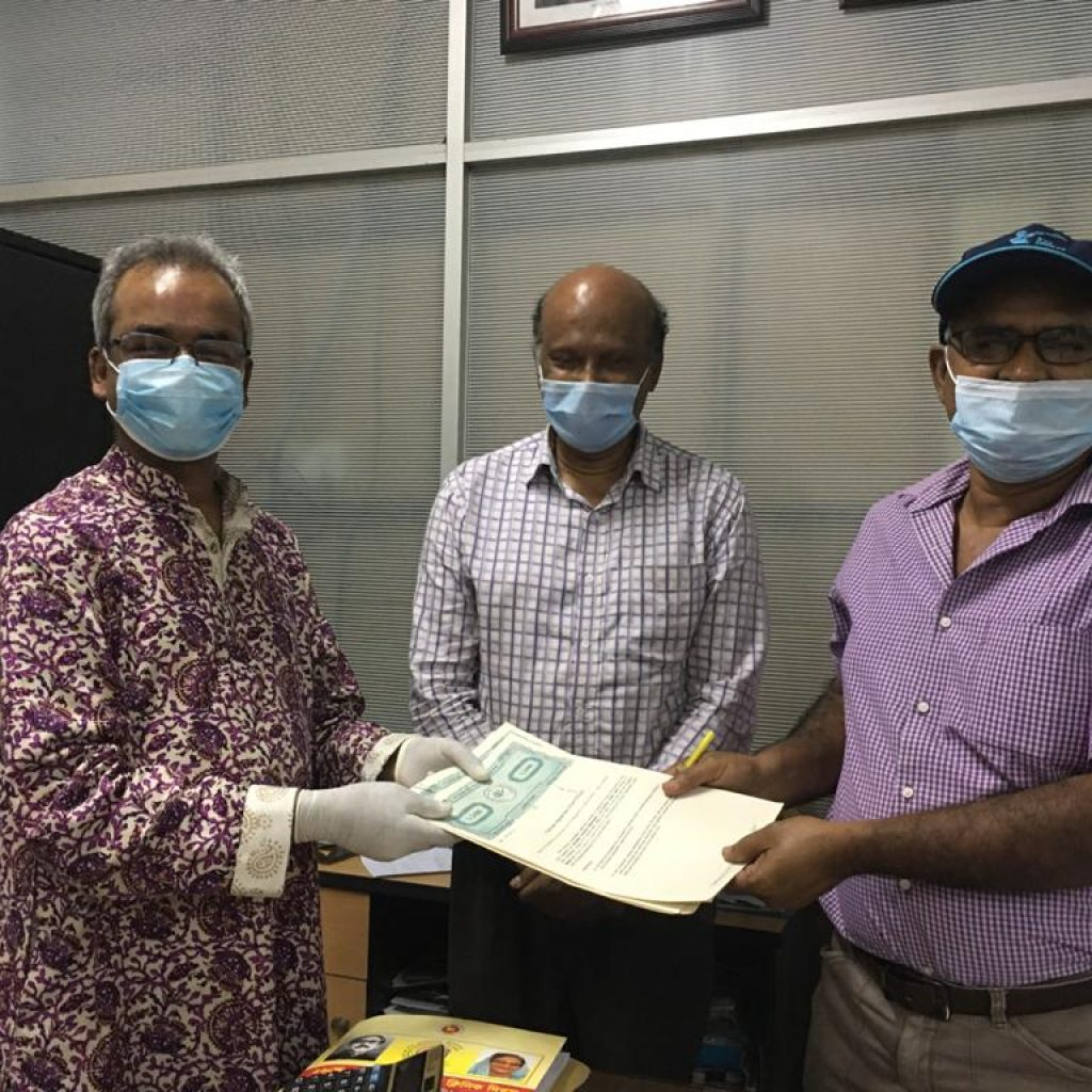 CML Signs agreement with community clinic for TVC and Live Tv Dialogue